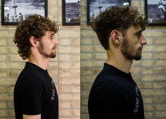 Protective Hair Style Ideas for Kinky Hair Long Curly Hair Men, Boys With Curly Hair, Curly Hair Cuts, Curly Hair Styles, Short Hair, Mens Messy Hairstyles, Male Haircuts Curly, Haircuts For Men, Curly Hair Problems