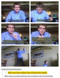 I submit that his willingness to question and explore and go outside the lines is WHY he is a pulitzer prize winning author. Love John Green.