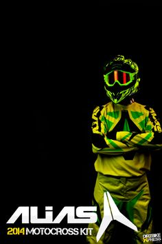 2014 Alias Kit   In stock now at www.dirtbikexpress.co.uk