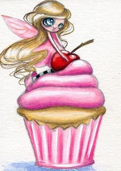 ACEO: Sweet Tooth by Sour Taffy