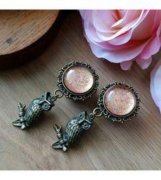 www.aconite.at Plugs, Charmed, Drop Earrings, Bracelets, Jewelry, Jewlery, Corks, Jewerly, Schmuck