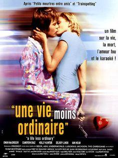 Une vie moins ordinaire (A Life less ordinary) est un film américano-britannique réalisé par Danny Boyle, sorti en 1997. Celine, la fille du patron, est enlevée par un technicien de surface (Robert) qui vient d'être licencié, que sa petite amie vient de quitter et qui écrit un roman auquel personne ne croit.