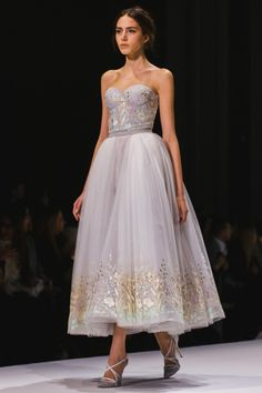 Ralph & Russo Couture SS15 show