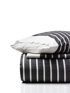 harbour stripe comforter set - kate spade new york