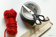 How to Cut Latch Hook Yarn: 7 Steps (with Pictures) - wikiHow