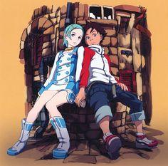 Illustrated by Kenichi Yoshida (吉田 健一)