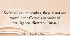 Bertrand Russell Quotes About intelligence - 38381