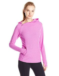 New Balance Womens Cozy Fashion Hoodie Voltage Violet Small ** Check out the image by visiting the link.