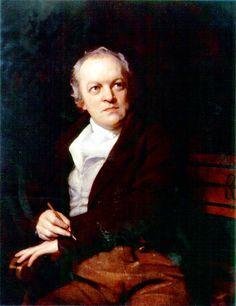 November 28: William Blake - English poet, painter and printmaker of the Romantic Movement.