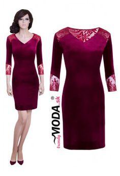 Elegantné šaty ZS26 Dresses For Work, Formal Dresses, Fashion, Dresses For Formal, Moda, Formal Gowns, Fashion Styles, Formal Dress, Gowns