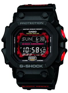 e5b182ed902 Finally I decided to have this one strapped everyday on my right wrist!  Casio Men s G-Shock Tough Solar Mud Resistant Digital Sport Watch