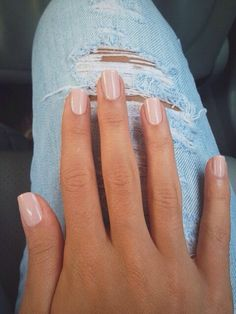Nude nails                                                                                                                                                                                 More