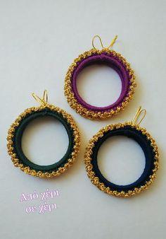 #από_χέρι_σε_χέρι #πλεκτό_κόσμημα #Κλεοπάτρα_Χρήστου #πλεκτο #κοσμημα #σκουλαρίκια #χειροποιητακοσμηματα #χειροποιητο #γυναικα #μοδα #δωρο #τεχνη #αξεσουαρ #crochetjewellery #woman #handmade #crochet #fashion #accessories #style #art #gift #girl #love #colorful #wearit #Greece #jewel #crochetearrings #lookoftheday Crochet Earrings, Drop Earrings, Jewelry, Fashion, Earrings, Tejidos, Screens, Moda, Jewlery