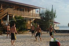 Beach sports, Central America | Find opportunities to travel and volunteer with www.frontiergap.com | #adventure #travel