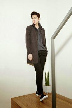Lee Min Ho for TNGT Fashion Summer/Spring 2015 - 03.03.2015