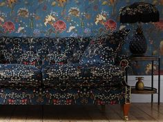 House of Hackney's Fashion Forward William Morris Collection