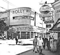 Año1953 el Cine Hollywood Caracas Venezuela FotosDeAntaño