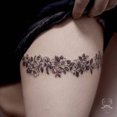63 Mejores Imágenes De Tatuajes En El Muslo Thigh Tattoos Thighs