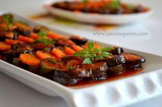 Umut Sepeti – Pratik Yemek Tarifleri – Reyhan Soslu Patlıcan ;):
