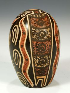 Jemez Pueblo Hand Coiled Pottery
