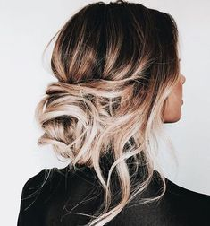 28 Easy Hairstyles Will Make You Look Awesome - #hairstyle #hairstyles #weddinghairstyles