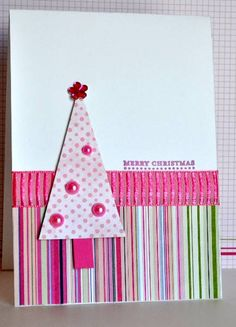 Sweet Christmas by melbourne robyn - Cards and Paper Crafts at Splitcoaststampers