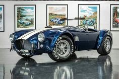 Shelby Cobra favorite car ever Ford Shelby Cobra, Ac Cobra 427, Shelby Gt 500, Shelby Car, Ford Mustang, Kit Cars, Carros Audi, Ac Schnitzer, Ford Classic Cars