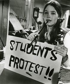Students should be protesting again! Time to get radical and make a difference in our country!!! Stand up for what you deserve- an education at a reasonable and affordable cost!