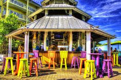 The Bar - Key West, Florida