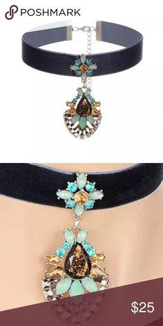 Choker Necklace Chunky Retro Choker Jewelry Necklaces