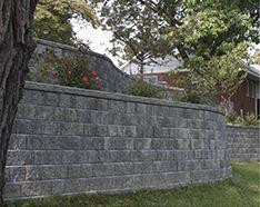 Oaks Ortana Landscape Wall Available @ Dale's Landscaping Supply, Roseville, MI #OaksPavers #Landscape #DalesLandscapingSupply #DLS
