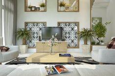 palmenpflanzen ins wohnzimmer
