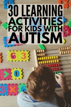 Games for autistic children - 30 Indoor Activities for Kids with Autism for Bad Weather Days! – Games for autistic children Activities For Autistic Children, Indoor Activities For Kids, Kids Learning Activities, Children With Autism, Preschool Activities, Kids And Parenting, Social Skills For Children, Autistic Toddler, Autism Preschool