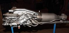 File:P-15 Termit Forum Marinum rocket engine 3.JPG