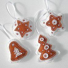 Dekorácie - Vianočné ozdoby 4 - 5781000_