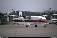 Allegheny Commuter (Pennsylvania Airlines) Short 330-200  Pittsburgh - International (Greater Pittsburgh) (PIT / KPIT) USA - Pennsylvania, March 1985