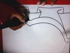 .Fazendo Arte com Selma Marques: Riscos de barrados (Inteligente)