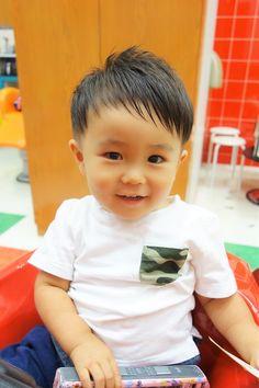 -こども専門の美容室「チョッキンズ」- Baby Boy Hairstyles, Toddler Boy Haircuts, Toddler Boys, Hear Style, Kids Cuts, Animals For Kids, Boy Fashion, Little Boys, Cute Kids