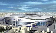 White Hart Lane - Tottenham Hotspur - The Pride of North London Soccer Stadium, Football Stadiums, Football Soccer, Arsenal Stadium, London Pride, White Hart Lane, Tottenham Hotspur Fc, Soccer Skills, World Of Sports