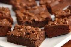 Black Bean Brownies  1 (15.5 ounce) can black beans, rinsed and drained 3 eggs 3 tablespoons vegetable oil 1/4 cup cocoa powder 1 pinch salt...