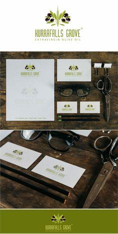 Olive Oil Brand Presentation