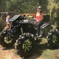 Polaris Atv, Polaris Ranger, Ranger Atv, Custom Muscle Cars, Go Car, Quad Bike, Four Wheelers, Buggy, Dirtbikes