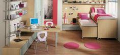 Decorative Modular Bedroom Furniture for Your Beloved Kids: Stunning Modular Bedroom Interior Wooden Accents Interior