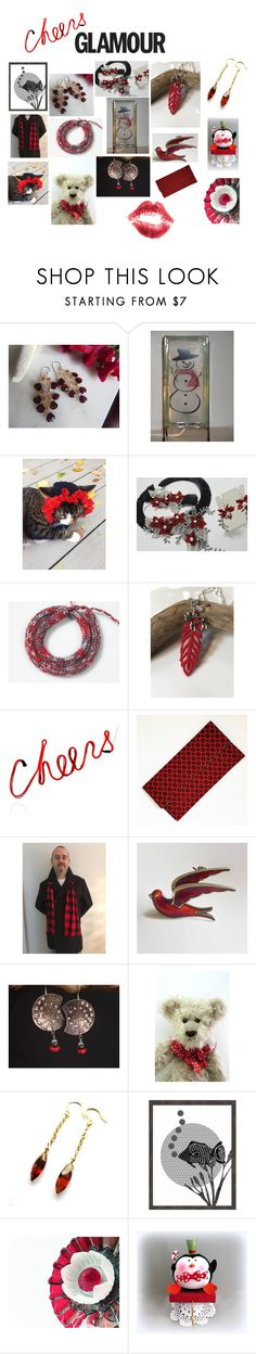 """""""Holiday Gift Guide"""" by therusticpelican ❤ liked on Polyvore featuring Goody, modern, contemporary, rustic and vintage"""
