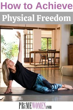 Tired of having a hard time moving around? You can regain physical freedom by doing Functional Movement 15 Minutes a Day - Find out what you need to know to get started. Home Health, Health Fitness, Makeup Artist Tips, Facial Rejuvenation, Lose Weight, Weight Loss, Going Gray, Back Pain