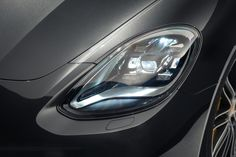 The second generation Porsche Panamera is here. The cash maker, the family car, the first generation four-door Porsche achieved more than sales and. Porsche Panamera, New Panamera, Four Door Porsche, New Porsche, Good Looking Cars, Mercedes S Class, Golf Putters, Transportation Design, Night Vision