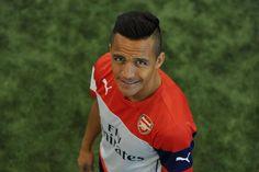 Chilean-international-Alexis Sanchez..super player
