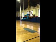 ▶ Ajna Life Aerial Hammock Sequence - YouTube