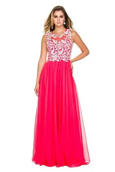 Long Summer Prom Formal Evening Party Homecoming Dress