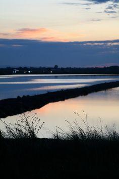 Saline al tramonto by cmezzanotte on 500px